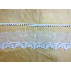 供应网布刺绣花边(图)DD01
