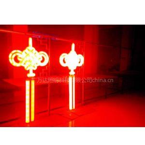 供应批发LED中国结灯 中国结LED灯 中国结安装方法 中国结价格