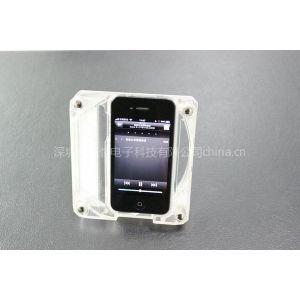 供应iPhone4/4S 物理声音放大器扩音器 ipega苹果配件