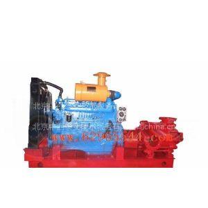 供应柴油机消防泵组 型号:JWZ9-XBC-D 库号:M382315