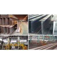 供应焊接H型钢 钢构件加工制作 沈阳焊接H型型钢