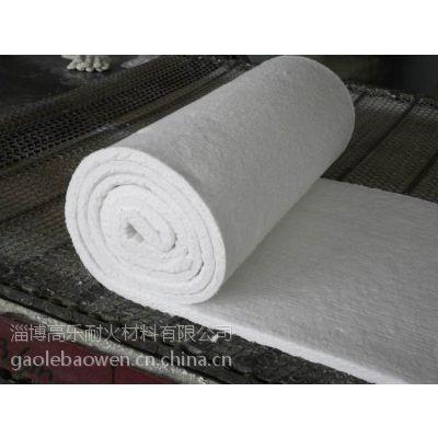 锻造炉炉衬专用高铝陶瓷纤维毯 1260高纯硅酸铝纤维毯