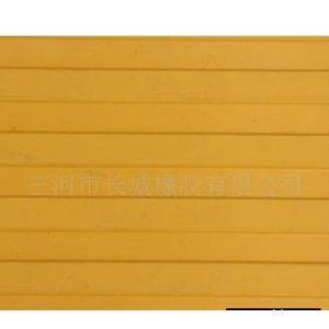 供应宽条纹橡胶板