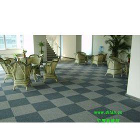 供应办公方块地毯 方块地毯 拼装地毯