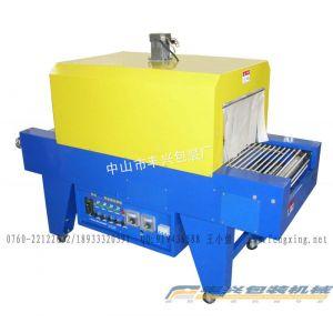 供应FX-4525高台热收缩包装机 纸盒收缩机 纸盒封膜机