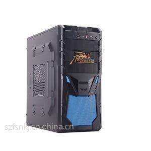 供应富善能X20走背线机箱 全五金黑化 CCTV合作品牌专业生产机箱电源工厂