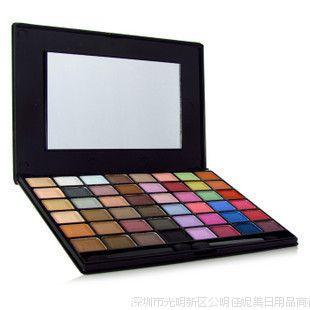 正品DANNI丹妮48色眼影 化妆店影楼专用多功能彩妆盒    一件代发