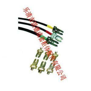 供应高低压开关柜一次接插件(带导线)