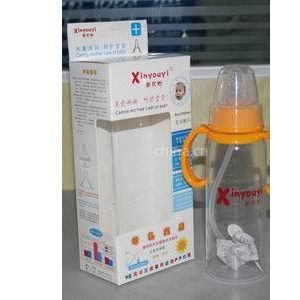 供应新优怡高级PP防胀气奶瓶