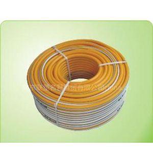 供应涤纶纤维增强软管(三胶两线高压管)