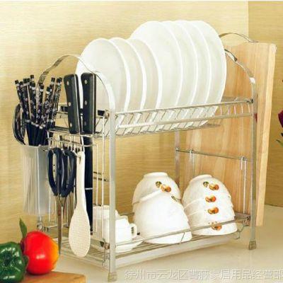 樱花碗架沥水架碗碟架厨房收纳架刀架厨房置物架