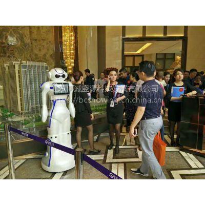 多功能展厅讲解机器人
