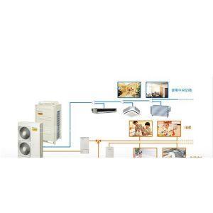 供应大金多功能VRV家用中央空调、地暖、生活热水一体机