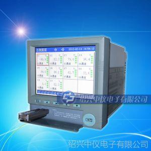 供应厂家直销 ZYW230无纸压力记录仪