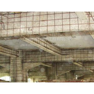 供应广州深圳佛山建筑加固基础加固房屋纠偏扶正加固切割改造加固工程公司