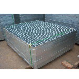 供应热镀锌钢格板平台