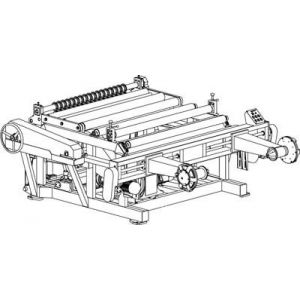 供应高速大直径收卷放卷牛皮纸 分纸机 分切机