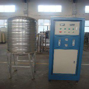 供应供应300L纯水机-山东青州新源水处理