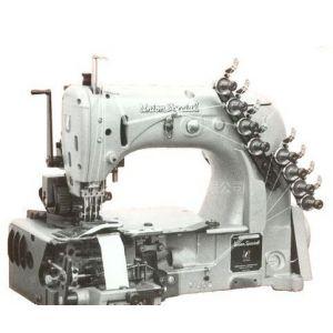 供应四针链缝线迹缝纫机(服装专用多针缝纫机)
