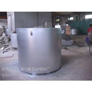 供应燃气式熔铝炉、天然气加热铝合金熔化炉