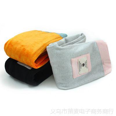 2014冬季热卖 韩版可爱女式打底裤 卡通图案加厚加绒保暖裤CMG