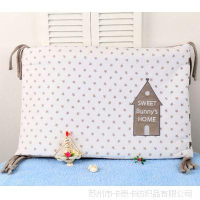 婴儿床围护栏 防撞 婴儿床上用品  外贸婴童床品套件 透气