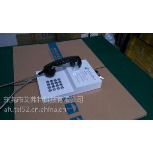 供应邮政储蓄95580锁键盘台州分行壁挂式客服电话机