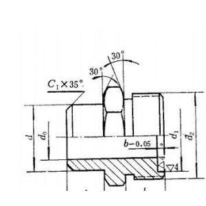 供应JB 984-77焊接式端直通管接头体