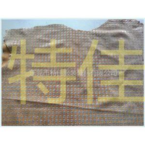 供应广州市羊皮皮料硅胶丝网印刷 真皮女士鞋面硅胶印刷
