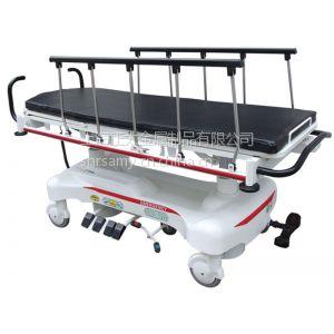 供应厂家直销!RS111-B-A豪华电动升降平车 手术术电动转运车