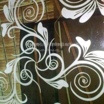 供应不锈钢花纹板 室内装饰墙面板花纹不锈钢 不锈钢板规格 不锈钢板 不锈钢复合板