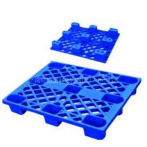 供应网格九脚塑料托盘