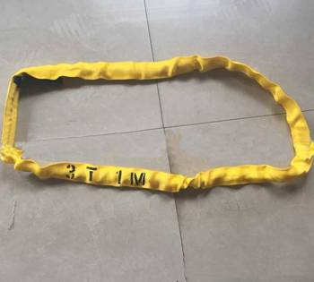 供应圆状环眼吊装带、异型吊带、柔性吊装带