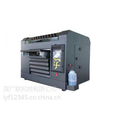 小型UV特种印刷机,具有白墨功能,可以在任何材料上彩色印刷