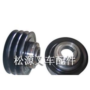 供应日产叉车配件|TD27曲轴皮带轮|广州松源叉车配件