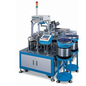 供应供应江苏非标气管接头自动组装机