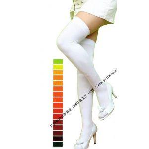 供应性感长丝袜、女士长丝袜、包芯长丝袜 长筒丝袜裤 针织裤袜长
