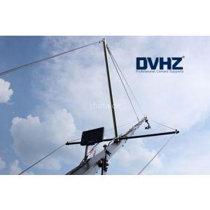 供应DVHZ-P600型 全能电控摇臂 中级三角炮10米电动云台 摄像摇臂