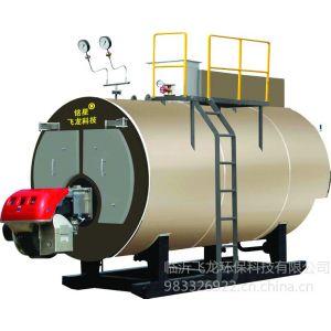 供应WNS全智能数控燃油燃气热水锅炉