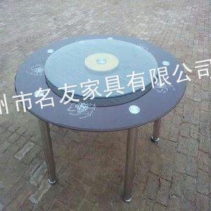 供应河北胜芳专业供应餐厅用玻璃餐台 玻璃餐台厂家价格销售