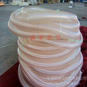 供应聚氨酯PU伸缩螺旋管