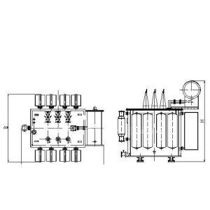 供应高压磁控式电抗无功补偿装置