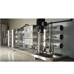 供应大庆12吨反渗透纯净水处理设备65