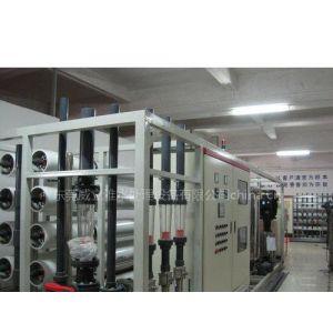 供应45T/H双级反渗透超纯水设备,化工 电子 医疗血液透析用水等