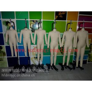 供应标准童装裁剪模特厂/量体订制