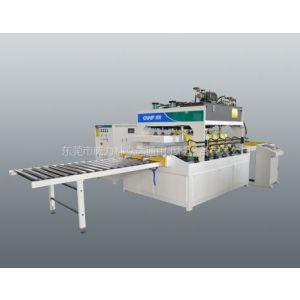 供应高频平面直升拼板机