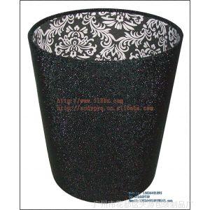 长期供应 仿皮垃圾桶 酒店客房皮革家具