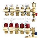 供应森威尔采暖,制冷温控器,执行器,集中控制装置,电动阀,分集水器,混水器
