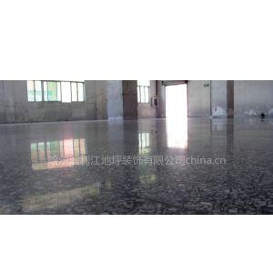 供应水磨石地坪•金刚砂耐磨骨料耐磨硬化地坪