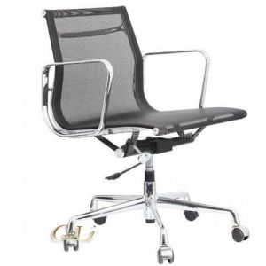 东莞格友家具供应伊姆斯设计师网布职员椅简约风格